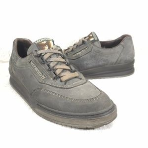 Mephisto Leather Lace Up Casual Size 8.5